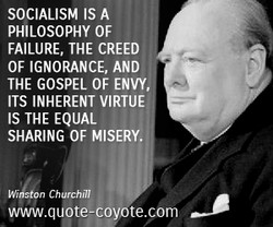 SOCIALISM IS A 