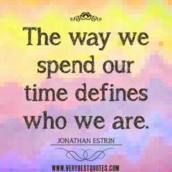 The way we 