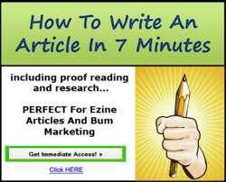 How To Write An 