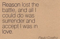Reason lost the 