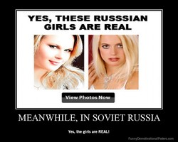 YES, THESE RUSSSIAN 