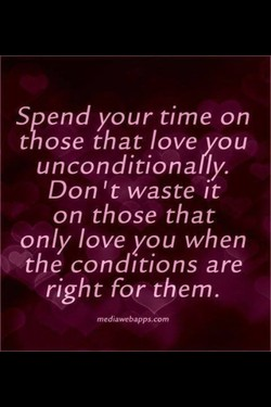 Spend your time on 