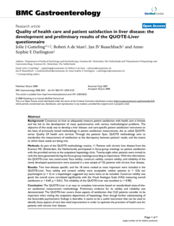 BMC Gastroenterology 