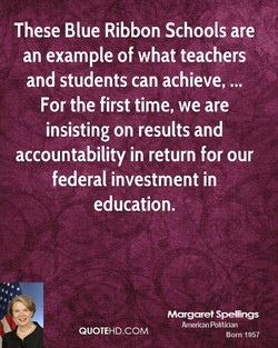 These Blue Ribbon Schools are 