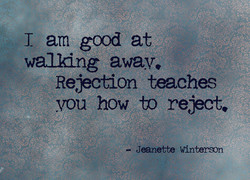 I am good at 