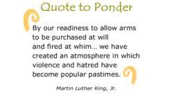 Quote to Ponder 