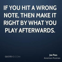 IF YOU HIT A WRONG 