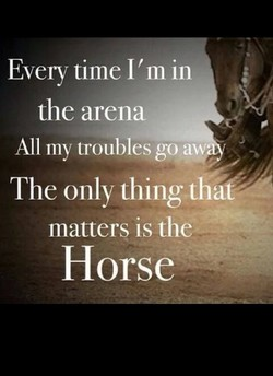 Every time I'm in 