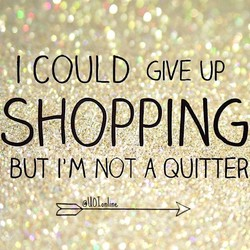 ILOULD GIVE UP 