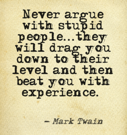 Never ar ue 