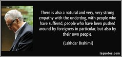 There is also a natural and very, very strong 