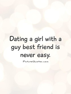 Dating a girl with a 