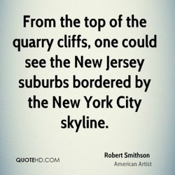 From the top of the 