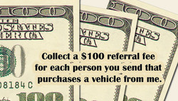 Collect a $100 referral fee 