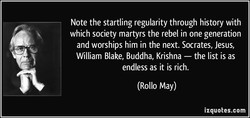 Note the startling regularity through history with 