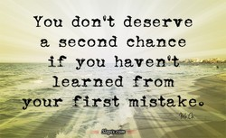 You donet deserve 