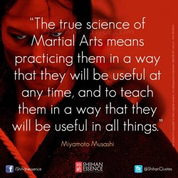 science of 