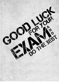 GOOD LUC 