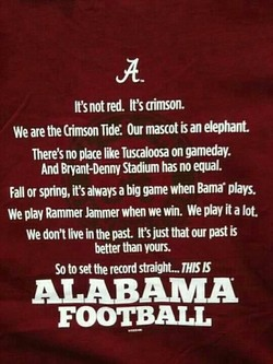It'snotred. It's crinwl. 