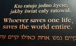 Kto ratuje jedno üycie, 