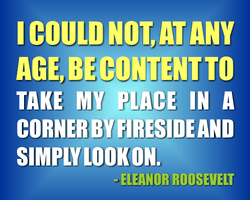 I COULD NOT, AT ANY 