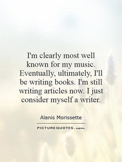 I'm clearly most well 