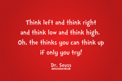 Think left and +hink righ+ 
