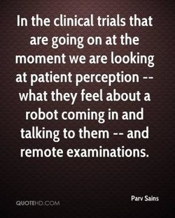 In the clinical trials that 