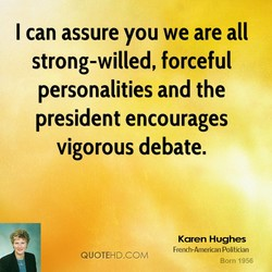 I can assure you we are all 