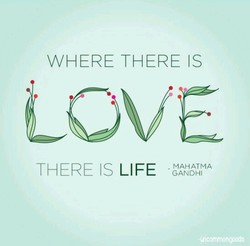 WHERE THERE IS 