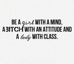 BE A A MIND, 