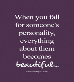 When you fall 