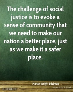 The challenge of social 
