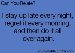 Can You Relate? 