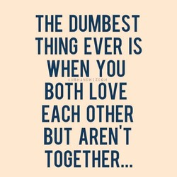 THE DUMBEST