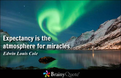 Expectancy is the 