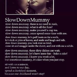 SlowDownMumm 