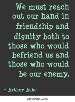 We must reach 