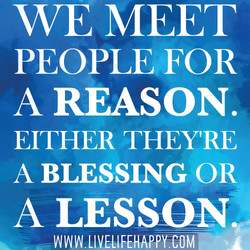 WE MEET 