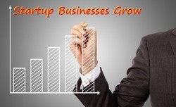Startup Businesses Grow