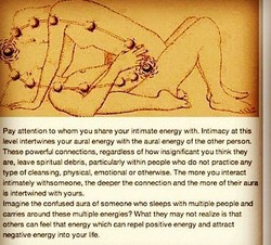 Pay attention to whom you share your intimate energy with. Intimacy at this 