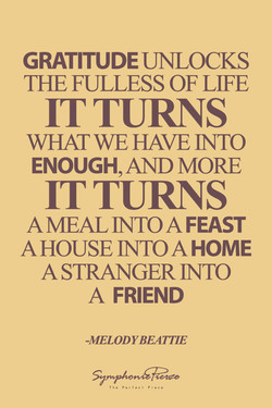 GRATITUDE UNLOCKS 