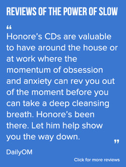 REVIEWS OF THE POWER OF SLOW 