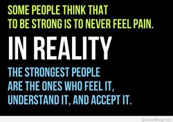 SOME PEOPLE THINK THAT 