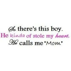 there's this boy. 