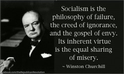 Socialism is the 