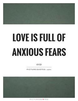 LOVE IS FULL OF 