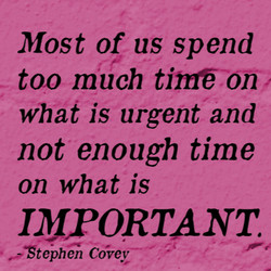 Most of us spend 