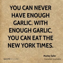 YOU CAN NEVER 