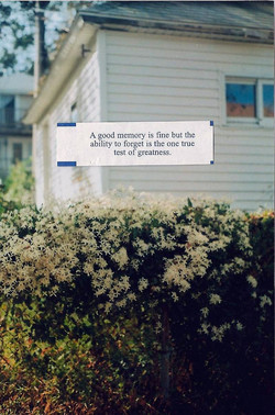 A good memory is fine but the 